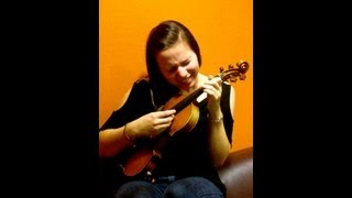 Happy Birthday- Theme and Variations on Violin