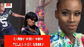 CANDY BADDY 'Can I Get A Wow' Plans To Take Over The World/JBN