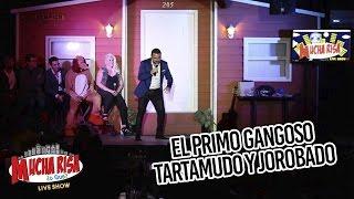 Mike Salazar Mi primo Gangoso, Tartamudo y Jorobado
