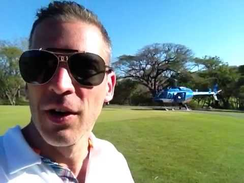 Carlos Melia Private Helicopter Transfer
