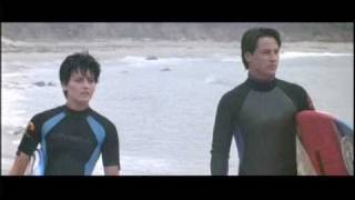 Point Break Soundtrack - Tyler & Johnny are falling in love
