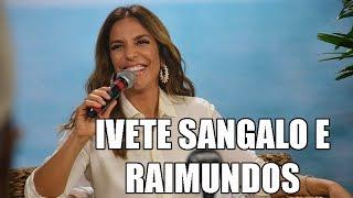 Ivete Sangalo fala da participação no novo DVD do Raimundos