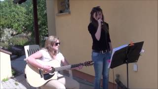 Papa - La Fouine cover Anaïs & Claudia