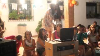 VUELVO A VERTE / PRIMERA ACTUACION / FRIAS 14