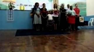 Te Louvarei- Mocidade Porto Ferreira