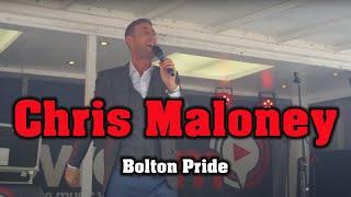 Christopher Maloney - I'm Still Standing (Live Bolton Pride)