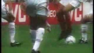 Dennis Bergkamp - The magic momment