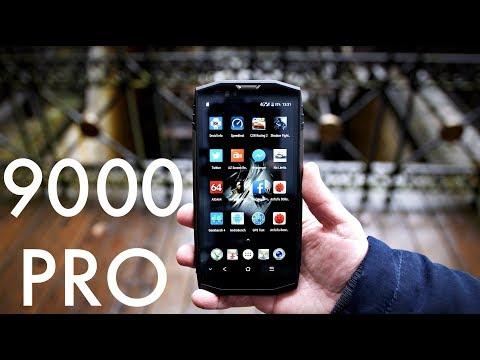 Blackview BV9600 PRO Telefone Móvel Android 8.1 gb de RAM 128 gb ROM