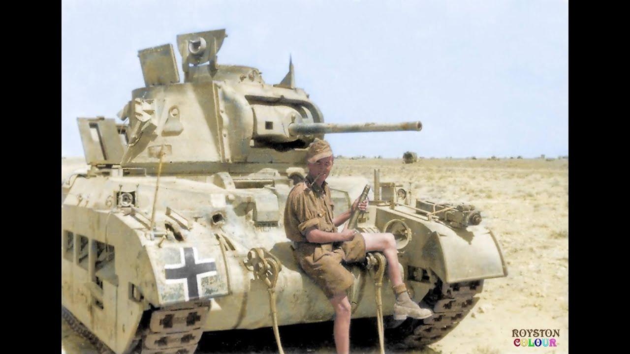 Rommel's British Panzers