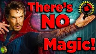 Film Theory: Doctor Strange Magic DEBUNKED by Science