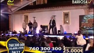 Edmundo Vieira - Borboleta - Somos Portugal TVI