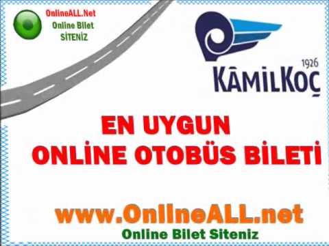 Kamil Koç Otobüs Bilet Fiyatları -İnternetten Bilet Al OnlineALL.net-Online Otobüs Biletleri