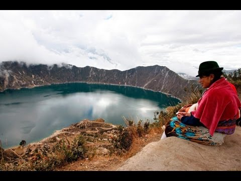 Laguna Quilotoa, Local Market and Indigenous Family – 1-Day Trip with Gulliver Expeditions Ecuador