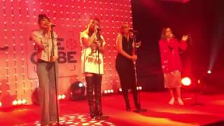 Little Mix - Shout Out To My Ex (Acoustic) - Live at The Qube in Amsterdam