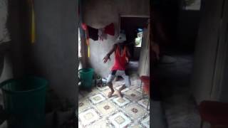 Chicken and bread dance