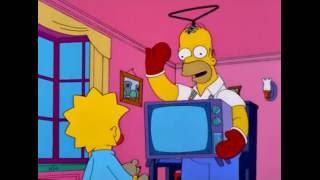 Los Simpson - Homi Winky el Teletubbie