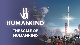 Latest Humankind Trailer Showcases the 4x Strategy Game\'s Scale, Variety, & Customization