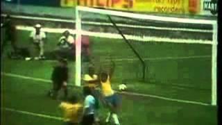 Todos os gols do Brasil na Copa de 70