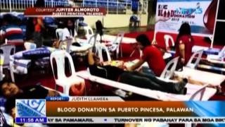 Iglesia Ni Cristo, nagsagawa ng Dental Mission at Blood Donation sa Bataan at Palawan