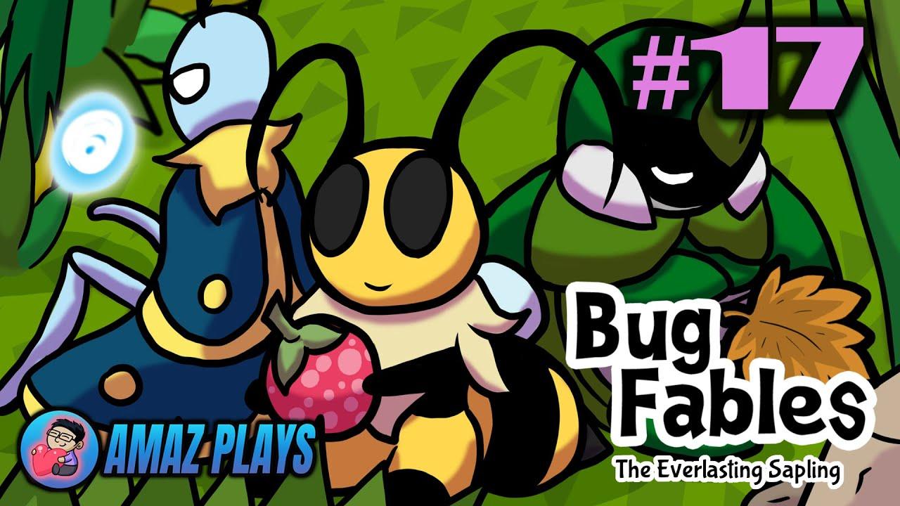 Amaz - Bug Fables - P. 17 / Amaz Plays