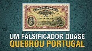 O MAIOR TRAMBIQUEIRO DA HISTÓRIA DE PORTUGAL