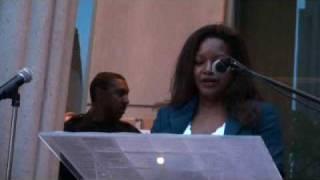 San Diego NAACP President Lei Chala Wilson