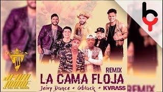 "Jeivy Dance Ft Grupo Kvrass y G Black - La Cama Floja ""Takitá""  (Remix)"