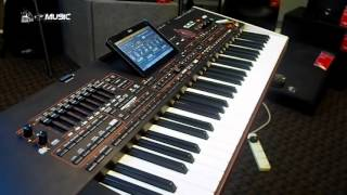 Korg Pa4x -  MIDI to Style Convertion