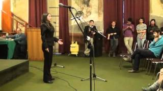 Libertad de Nana Mouskouri - Angela Largo soprano.wmv