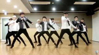 SF9 cover dance  Boy in luv  BTS