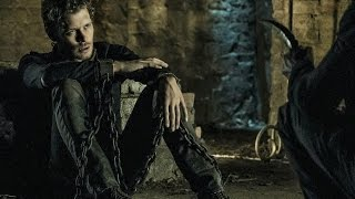 """Klaus Mikaelson """"THERE'S NO WAY BACK FROM HERE' [or IS THERE? ( behind the wall)]"""