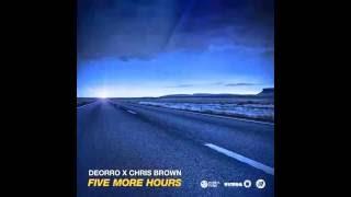 五時間以上Deorroフォートクリス・ブラウンインストゥルメンタル1(five hours deorro ft chris brown) instrumental