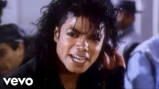 Michael Jackson - Bad (Shortened Version) width=