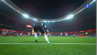 Coutinho penalty goal vs Sevilla 0 5 FINAL OF COPA DEL REY 2018