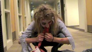 Party in the U.S.A. PARODY - Zombies and They're Eating Brains [HD]