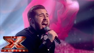 Andrea Faustini sings Whitney Houston's I Have Nothing | Live Week 7 | The X Factor UK 2014