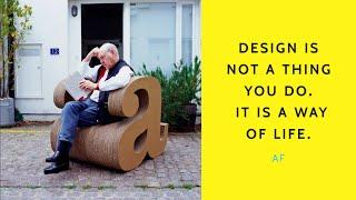 Alan Fletcher - Godfather of Graphic Design