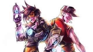Nightcore - Tracer vs Scout Rap Battle