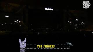 The Strokes-Trying Your Luck live Lollapalooza Argentina 2017 HD
