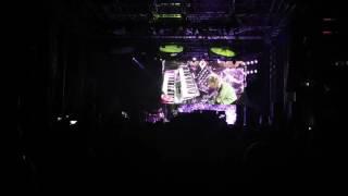Deep Purple LIVE în București - solo Don Airey