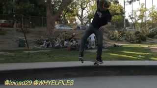 Daniel Wade Short #2 - Lafayette Skatepark