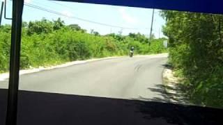 """R Dub! in The Dominican Republic - Ridin' the """"Gua-Gua"""" (bus) to Santo Domingo"""