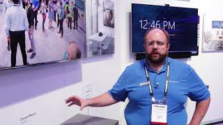 Unified Communications on the Crestron XiO Cloud Platform at InfoComm 2018