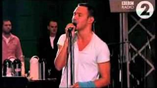 Will Young - Leave Right Now (Ken Bruce Live Show)