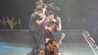 La bomba. Ricky Martin en Monterrey 2016.