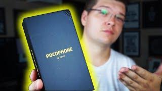 CHEGOU!! Pocophone F1 - Unboxing e Primeiras Impressões do Sistema MIUI para Poco | L Tech