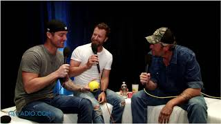 Dierks Bentley, Blake Shelton, and Brett Young Predict Their Baby Future