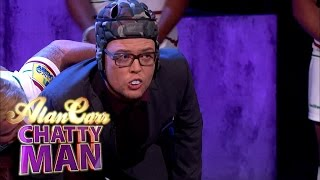 How To Scrum With Gareth Thomas - Alan Carr: Chatty Man