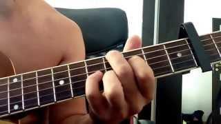Melody Gardot - Baby I'm a fool - guitar chords cover