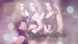 "Sasha Banks 5th WWE Theme Song - ""Sky's The Limit"" With Download Link"